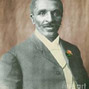 George W. Carver, African-american Art Print by Science Source