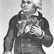 Georges Danton (1759-1794) Art Print