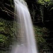 Glencar Waterfall, County Leitrim Art Print