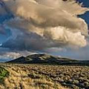 Great Basin Cloud Art Print