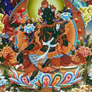 Green Tara 2 Art Print