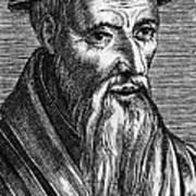 Guillaume Farel (1489-1565) Art Print