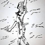 Gumbe Dance - Guinea-bissau Art Print