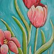 Haile Spring Art Print by Holly Donohoe