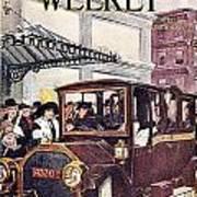 Harpers Weekly, 1913 Art Print
