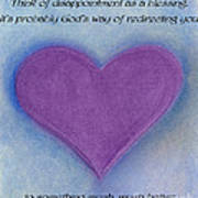 Heartww160 Art Print