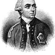 Henry Clinton (1738-1795) Art Print