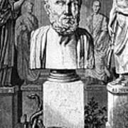 Hippocrates, Greek Physician, Father Art Print