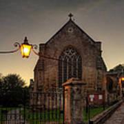 Holy Trinity Church Bradford On Avon England Art Print