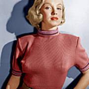 Home Town Story, Marilyn Monroe, 1951 Art Print