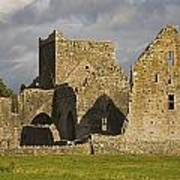 Hore Abbey, Cashel, County Tipperary Art Print