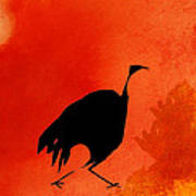 Hunter Bird Art Print