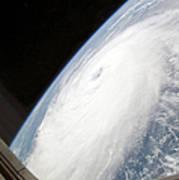 Hurricane Helene Art Print