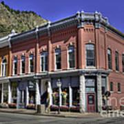 Idaho Springs Colorado Art Print