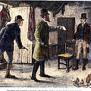 Irish Land League, 1881 Art Print