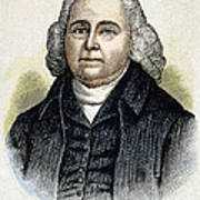 Isaac Backus (1724-1806) Art Print