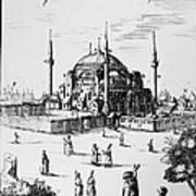 Istanbul: Hagia Sophia Art Print