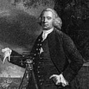 James Brindley (1716-1772) Art Print