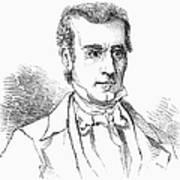 James K. Polk (1795-1849) Art Print