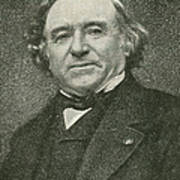 Jean Baptiste Dumas, French Chemist Art Print