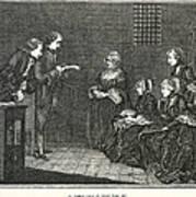 Jean Calas (1698-1762) Art Print