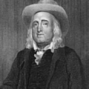 Jeremy Bentham (1748-1832) Art Print