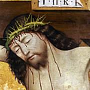 Jesus: Crucifixion Art Print