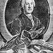 Johann Adolf Hasse Art Print