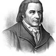 Johann Heinrich Pestalozzi, Swiss Art Print