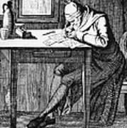 Johann Kaspar Lavater Art Print