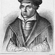 Johannes Bugenhagen Art Print