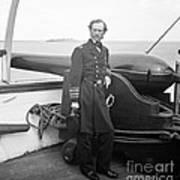 John Dahlgren, American Naval Officer Art Print