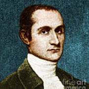 John Jay, American Founding Father Art Print