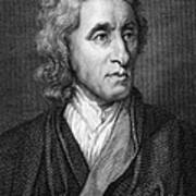 John Locke, English Philosopher, Father Art Print