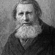 John Ruskin (1819-1900) Art Print