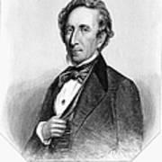 John Tyler (1790-1862) Art Print