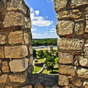 Kalemegdan Fortress In Belgrade Art Print
