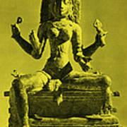 Kali Print by Photo Researchers