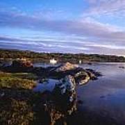 Kenmare Bay, Dunkerron Islands, Co Art Print
