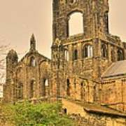 Kirkstall Abbey Art Print