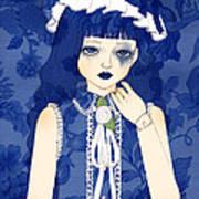 Kyoko Art Print