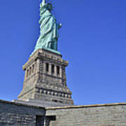 Lady Liberty 12 Art Print