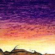 Landscrape Art Print