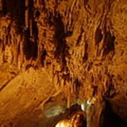 Lewis And Clark Caverns Art Print