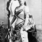 Lillian Russell (1861-1922) Art Print