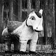 Lost Pony Art Print