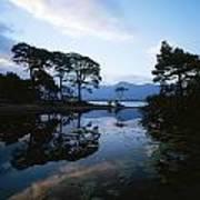 Lough Leane, Lakes Of Killarney Art Print
