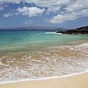 Makena Ocean And Sand Art Print