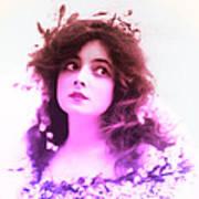 Marie Doro 1902 Art Print