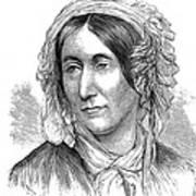 Mary Somerville, Scottish Polymath Art Print